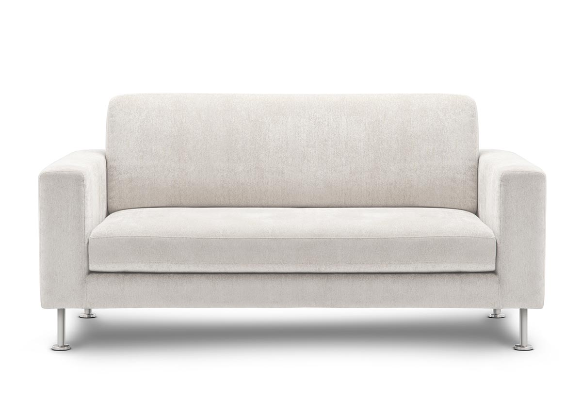 A grey couch